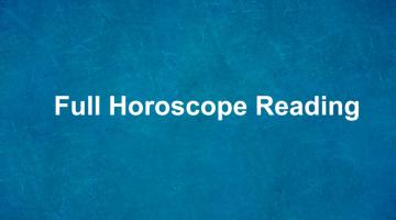 Full Horoscope Reading